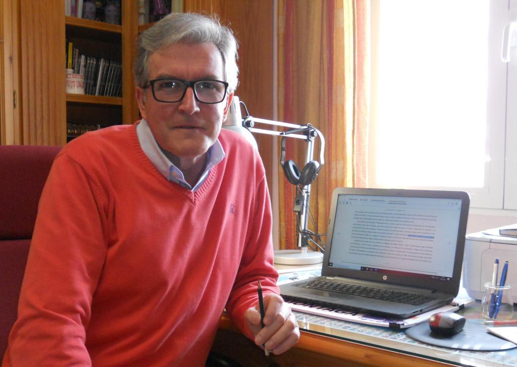 Entrevista a Don José Caros Arias Quevedo. Corrector de textos vocacional.